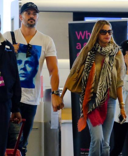 Sofia Vergara & Joe Manganiello are loved up in Miami: cute or sketchy?