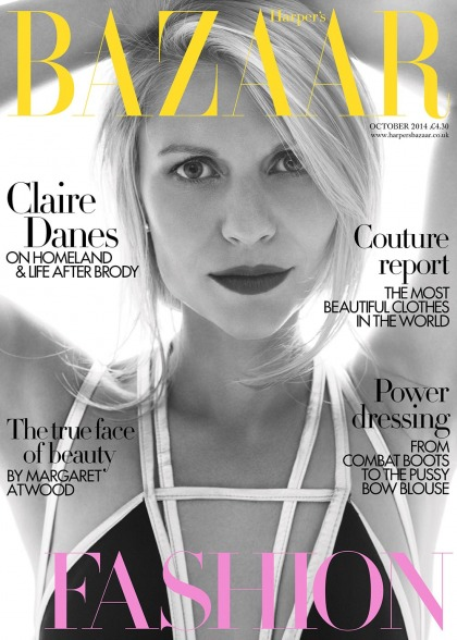 Claire Danes discusses the 'resentment & anxiety' of motherhood: 'It's tough'