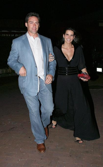 Angie Harmon & Jason Sehorn: Headed for Divorce Court