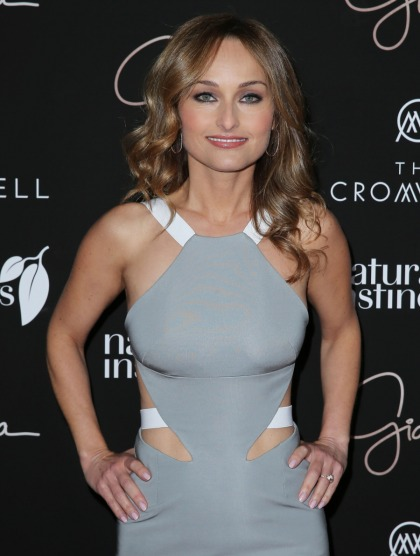 Giada de Laurentiis stays so slender by never eating the food she cooks