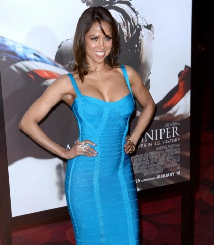 Stacey Dash Is Looking Damn Good And Busty