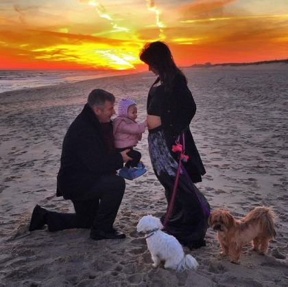Alec & Hilaria Baldwin are expecting their second baby, Carmen is 16 months old