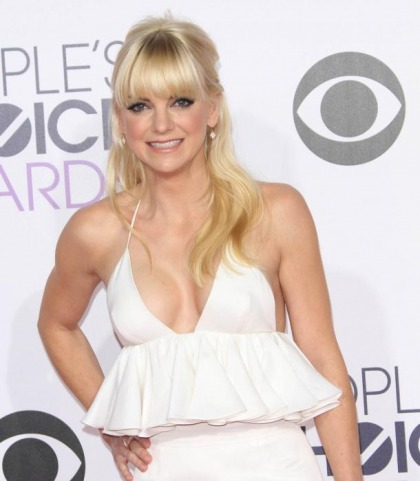 Anna Faris' Funbags Are My Choice