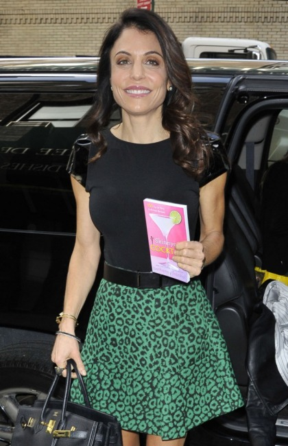 Bethenny Frankel: what if 'I was overweight & had a brand called Skinnygirl'