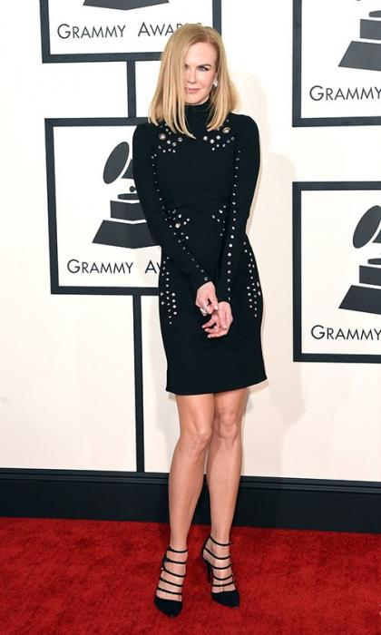 Nicole Kidman & Keith Urban Gear Up for the Grammys