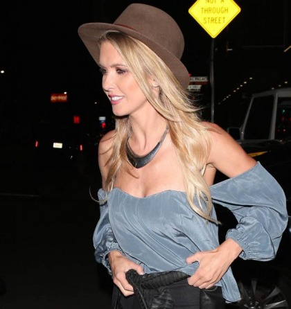 Audrina Patridge Makes A Strong Comeback