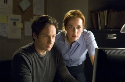 Fox confirms: The X-Files is returning as a miniseries with Anderson & Duchovny