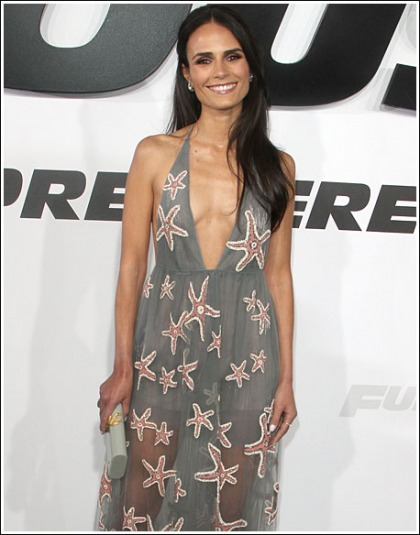 The valuable Jordana brewster cleavage opinion, lie