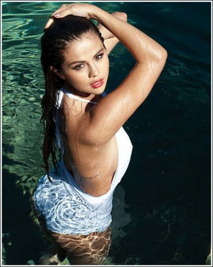 Selena Gomez Busting Out Of Her Swimsuit' Yes Please!