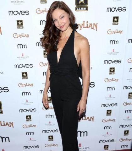 Ashley Judd's Hotness Comeback