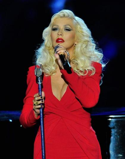 Christina Aguilera: End Child Hunger!
