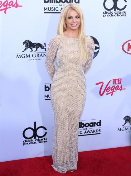 Britney Spears in Yousef Al-Jasmi at the Billboard Awards: pretty or bland?