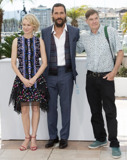 Matthew McConaughey's film 'sea of Trees' got boos & hisses at Cannes