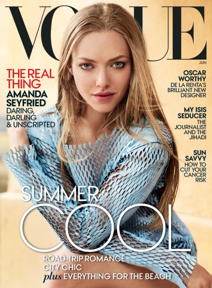 Amanda Seyfried can't leave her dog: 'I?m subconsciously aware of his mortality'