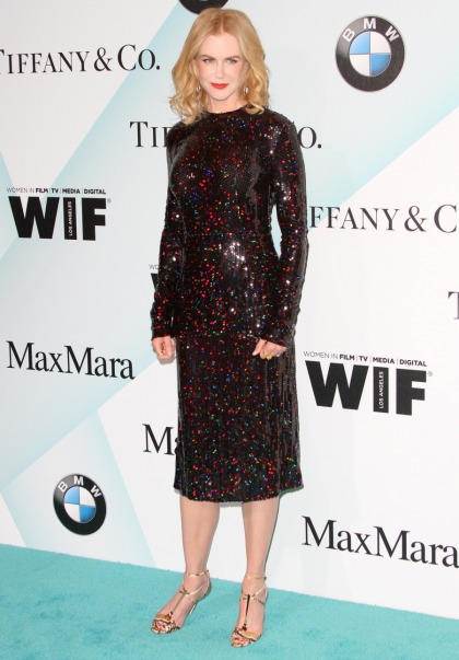 Nicole Kidman in Nina Ricci at 'Women In Film' event: Botoxy or beautiful'
