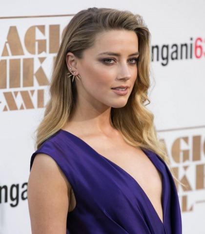 Amber Heard Does Magic Mike