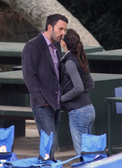 US Mag: Ben Affleck & Jennifer almost split in 2010, then had a 'band-aid baby'