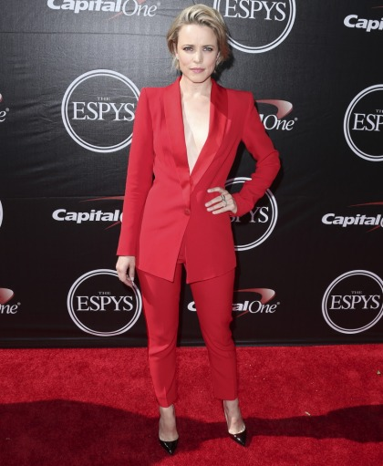 Rachel McAdams in Cristiano Burani at the ESPYs: gorgeous or awful?
