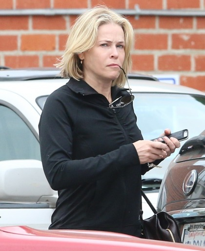 Chelsea Handler now claims she never 'interested' in doing a network late show