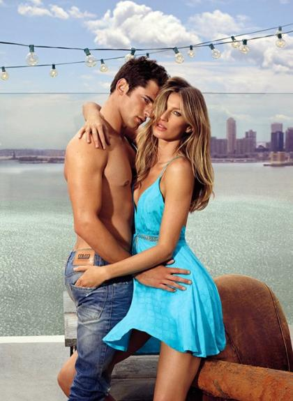 Gisele Bundchen Cooks Up Some Sexy for Colcci