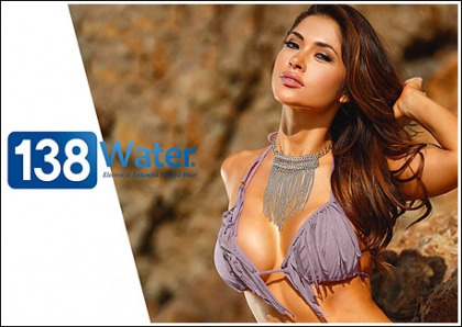 Arianny Celeste Is The New Face (And Body) Of '138 Water'