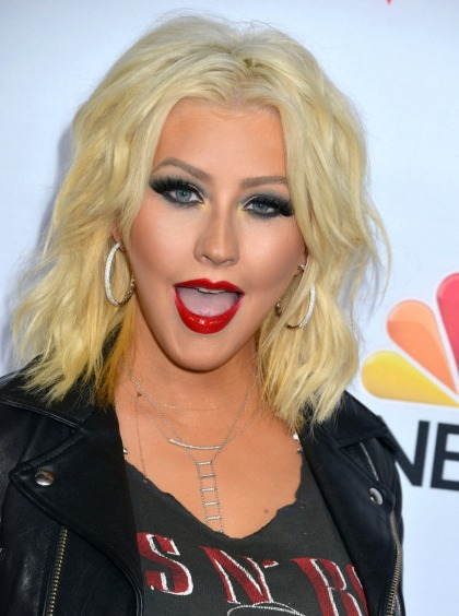 Christina Aguilera looks really different now, right'  What did she do'