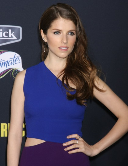 Anna Kendrick on turning 30: 'In your 20s you have to put up with a lot of bulls?t'