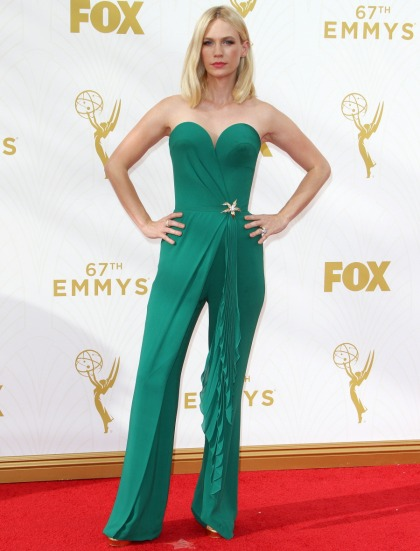 January Jones broke up with Will Forte & spent a lot of time with Jon Hamm