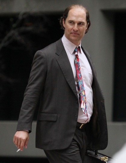 Matthew McConaughey is unrecognizable in character: amazing or yikes?
