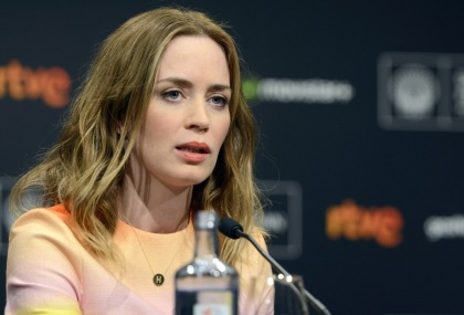 Emily Blunt explains: she became an American citizen 'mainly for tax reasons'