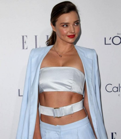Miranda Kerr Knows How To Dress!