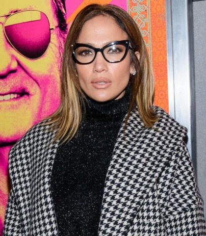 Jennifer Lopez Is Not A Hot Nerd