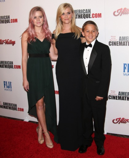 Reese Witherspoon, 'a true, modern-day feminist,' honored by Cinematheque