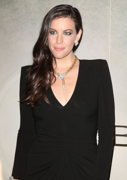 Liv Tyler on 90s models: 'they were a 4 or a 6' they weren't malnourished'