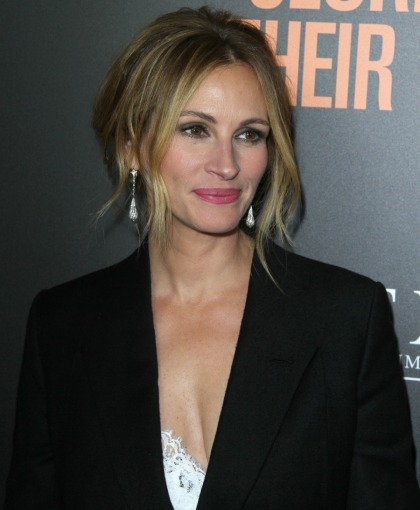 Julia Roberts on equal pay: 'For me it was, why not get paid this amount of money?'