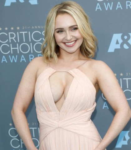 Hayden Panettiere's Huge Fake Boobs Are My Choice