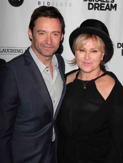 Hugh Jackman gushes about his wife of 20 years: 'we?ve always done it together'