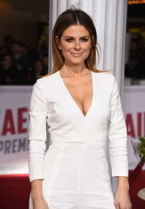 Maria Menounos Nice Boobs at 'Hail, Caesar' Premiere in Westwood