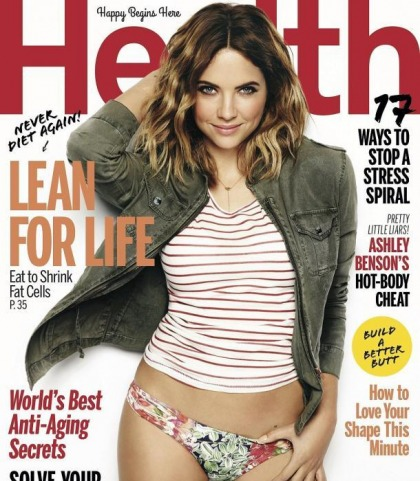 Instagram Model Ashley Benson Does Health Magazine