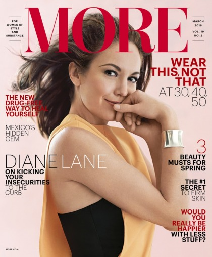 Diane Lane: 'Relationships with the opposite sex are the most challenging'