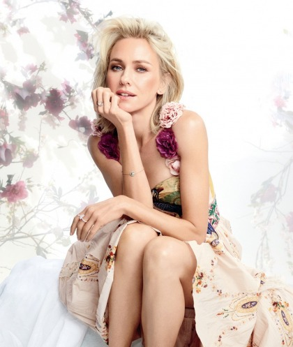 Naomi Watts: 'Relationships are hard whether you?re famous or not'