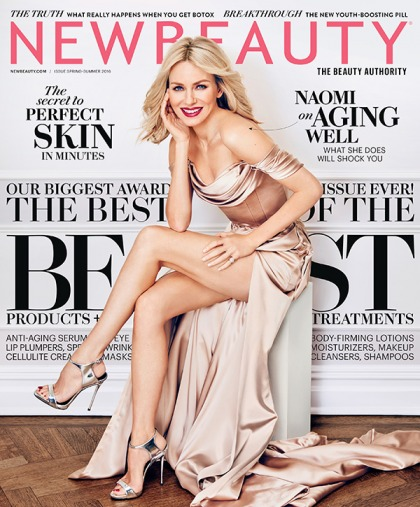 Naomi Watts doesn't do Botox: 'I [play] characters that should match my age'