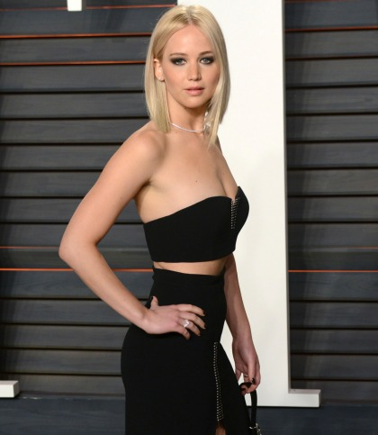 Jennifer Lawrence is the #1 choice to play 'Blonde Bond' WWII spy Betty Pack