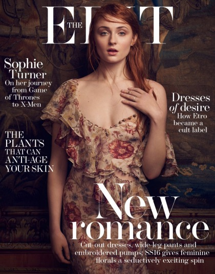 Sophie Turner: Sansa Stark 'is like my best friend' she's a real person to me'
