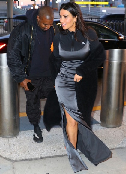 Kim Kardashian: 'North West stopped' me from breastfeeding 4-month-old Saint