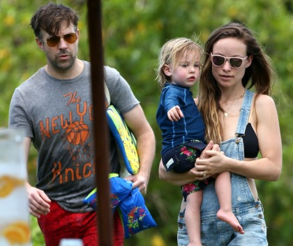 Olivia Wilde announces her second pregnancy just as son Otis turns 2 years old