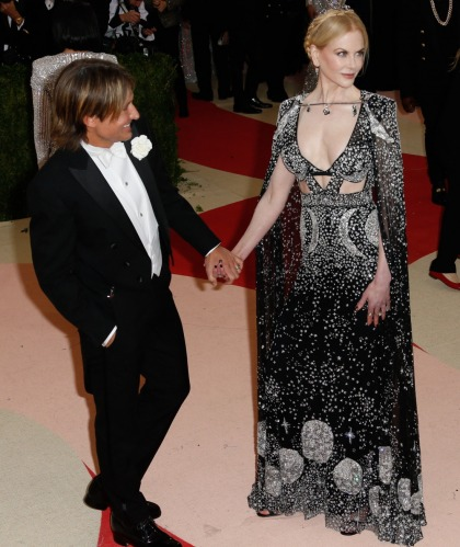 Nicole Kidman in caped McQueen at the Met Gala: fabulous or fug?