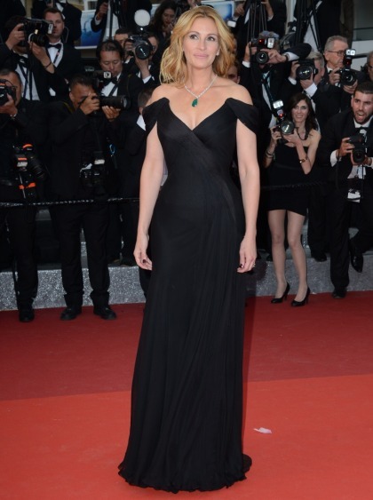 Julia Roberts in Armani at Cannes 'Money Monster' premiere: fab or drab'