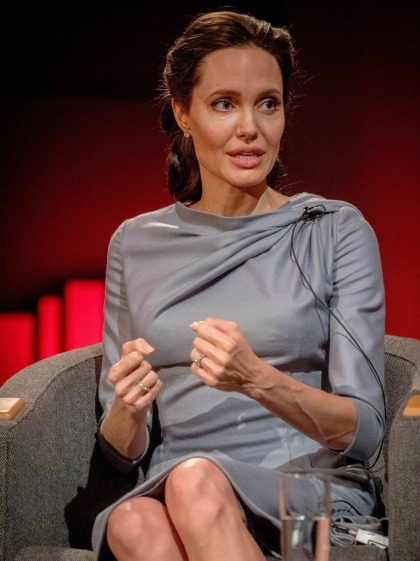 Angelina Jolie will be a visiting professor at the London School of Economics