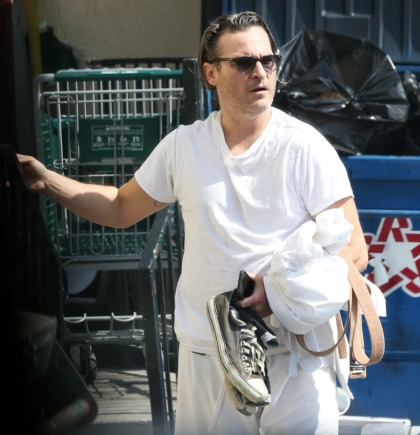 Star: Joaquin Phoenix is almost broke, but still spending $5 million a year